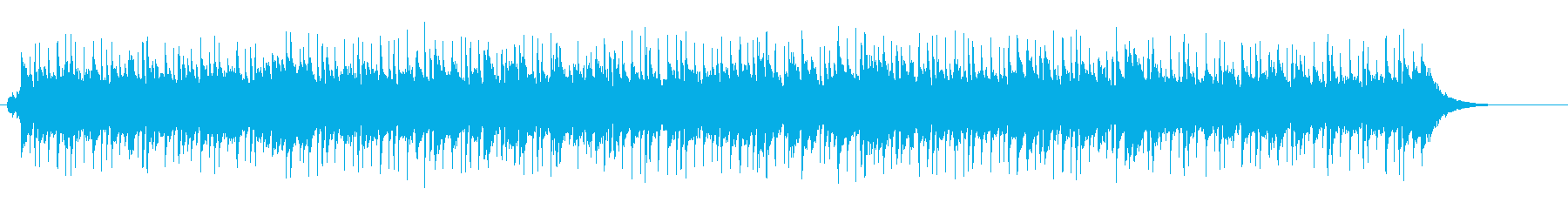 切なさが滲み出たセンチメンタル・バラードの再生済みの波形