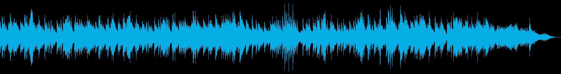 ショパン ゆったりヒーリングクラシック2の再生済みの波形