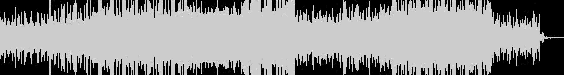 ヘヴィなリディムトラップ・ダブステップの未再生の波形