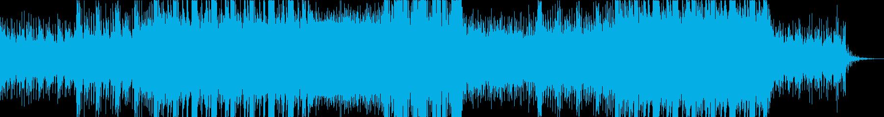 Apocalypse / Dubstepの再生済みの波形