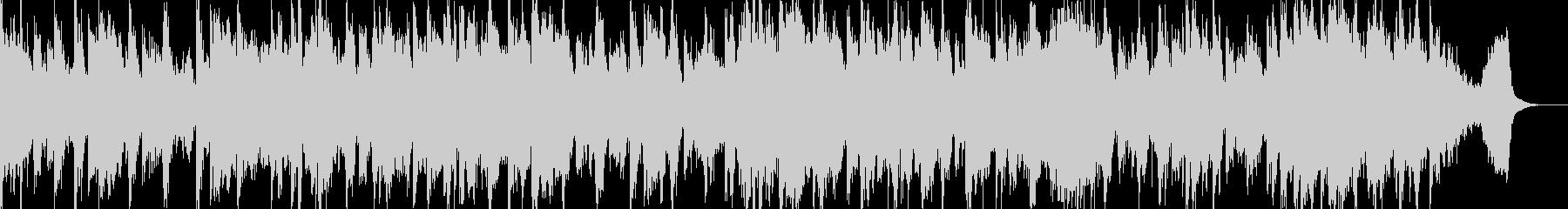 サスペンス、ホラー系にピッタリのBGMの未再生の波形