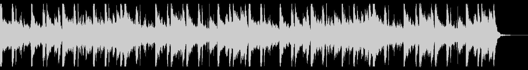 ローファイヒップポップ_No587_4の未再生の波形