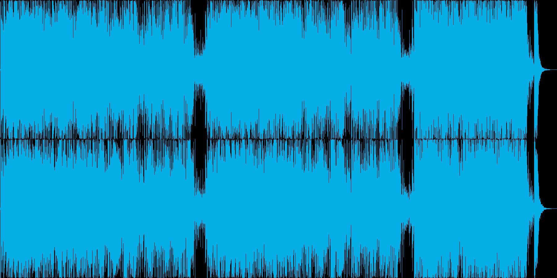 【生演奏】バイオリン&ギターXmas!!の再生済みの波形