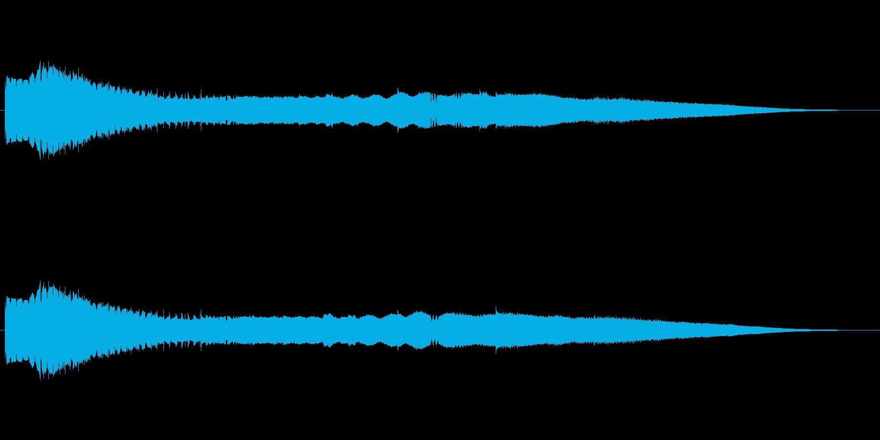 機械 Atonal Rhythm ...の再生済みの波形