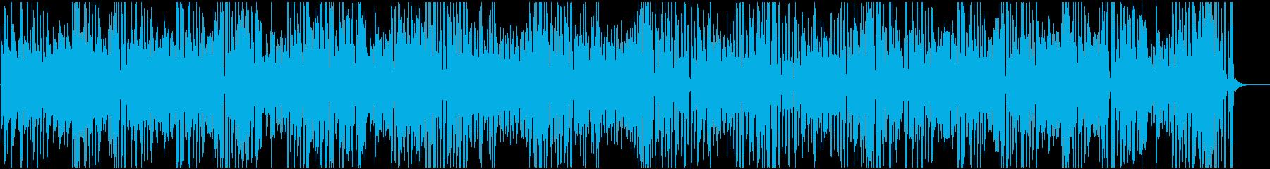 ピアノ名曲クシコスポスト思わず慌てちゃうの再生済みの波形