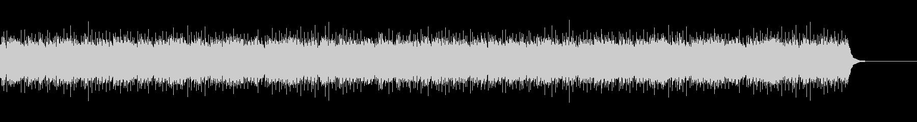 カウントアップ 13/14の未再生の波形
