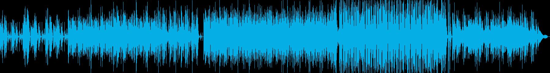 【木のぬくもり】のんびりハッピーの再生済みの波形