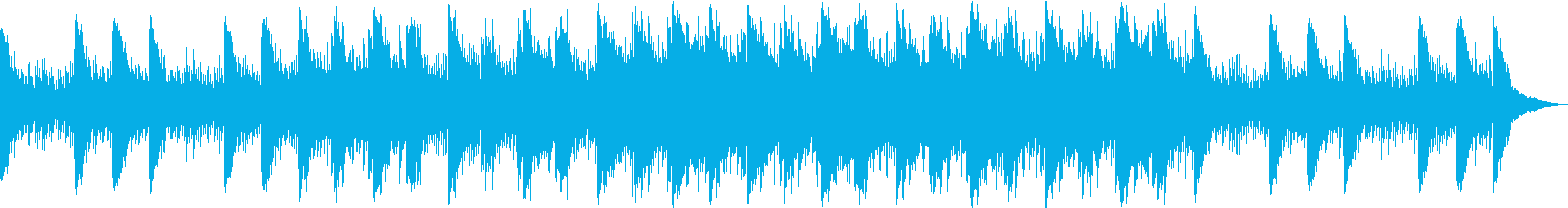Messageの再生済みの波形
