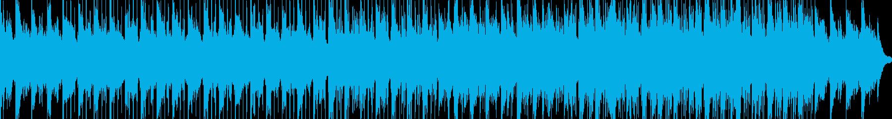 アンビエント 未来の技術 企業イメ...の再生済みの波形