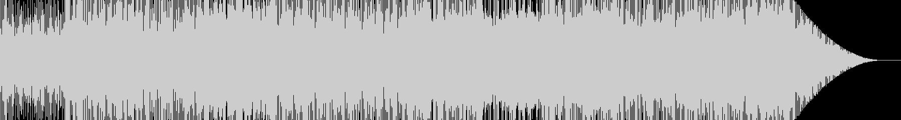 ウキウキほのぼの軽快な日常スケッチの未再生の波形