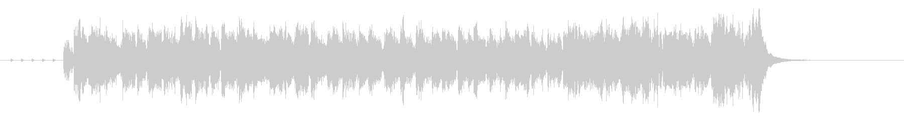イカすブラスセクションのラテンジングルの未再生の波形
