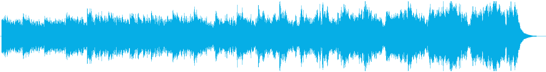 電気音響シンフォニー 劇的な 厳S...の再生済みの波形