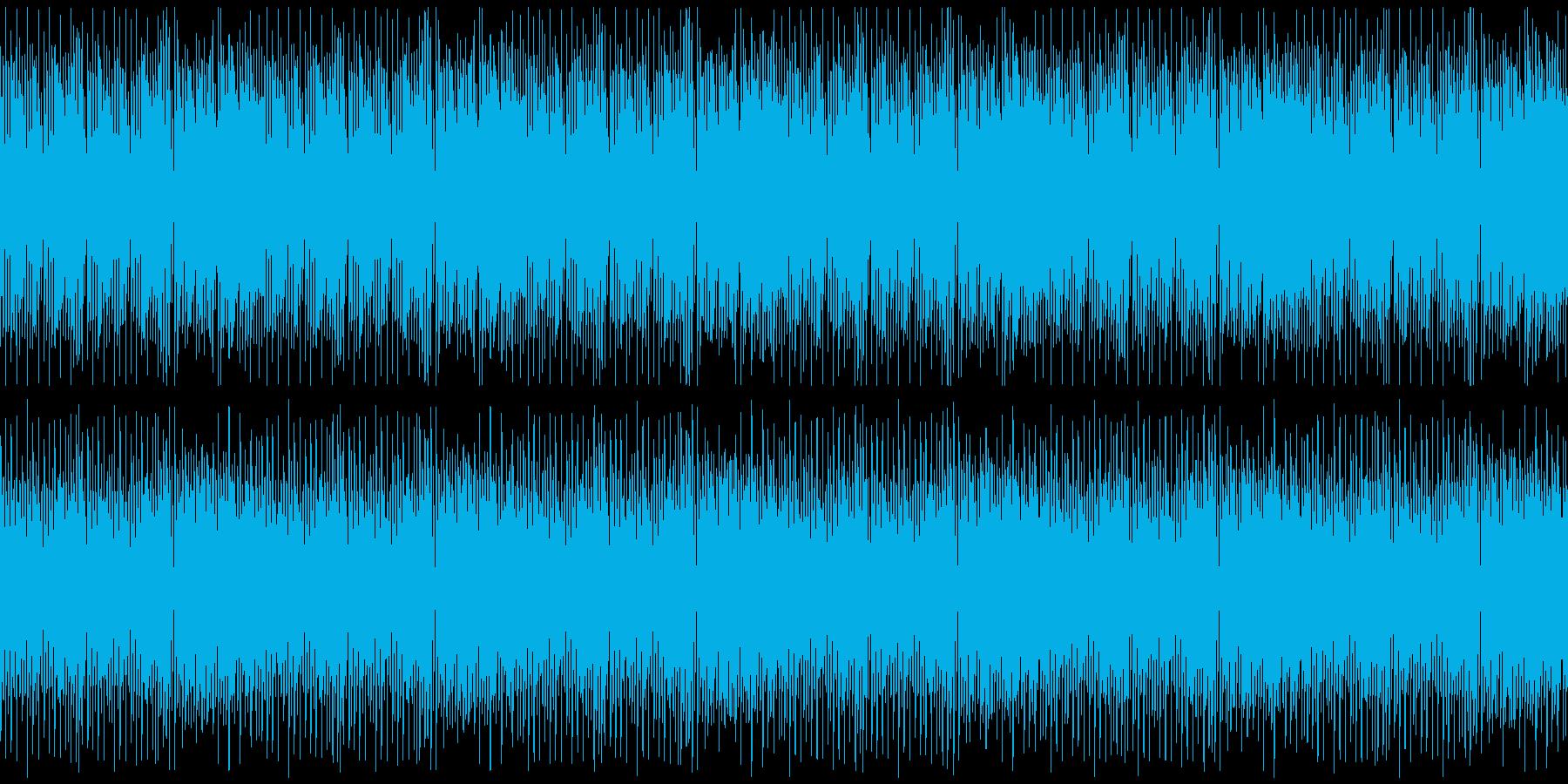 怪しげな館 ハロウィン ダーク ループ可の再生済みの波形