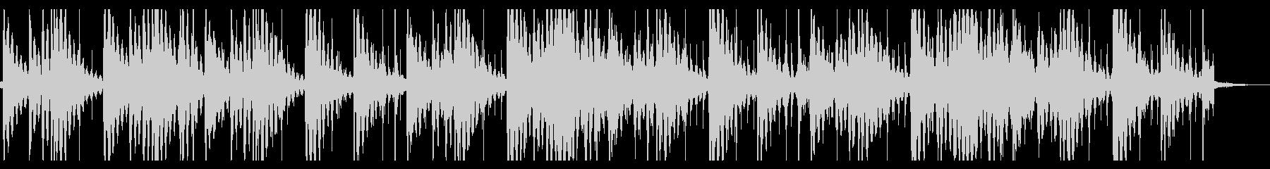 寂しいローファイヒップホップ_391_2の未再生の波形