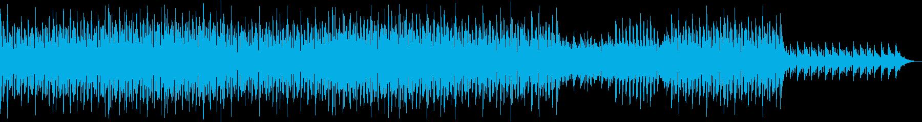 アーバンな雰囲気のハウス EDMの再生済みの波形