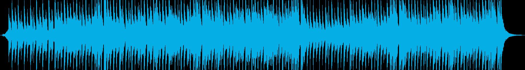 ティーン アクティブ 明るい ドラ...の再生済みの波形