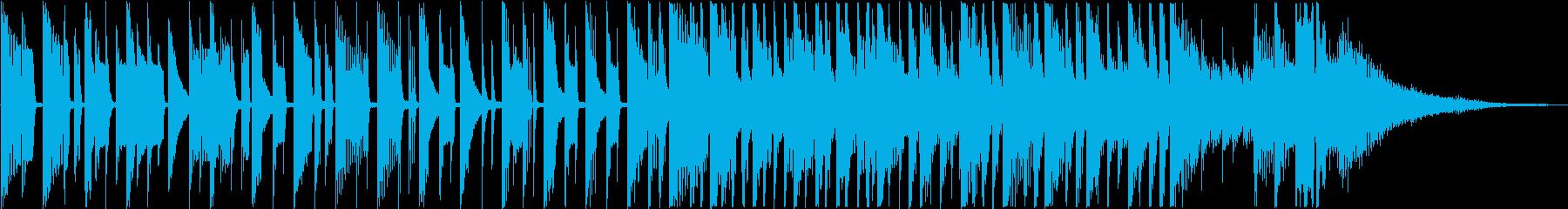 ファンク トロピカル ポジティブ ...の再生済みの波形