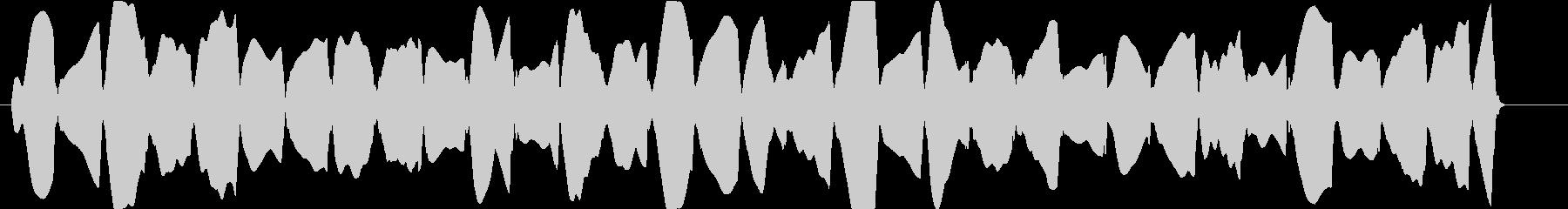 日本の救急車のサイレン(近距離)の未再生の波形