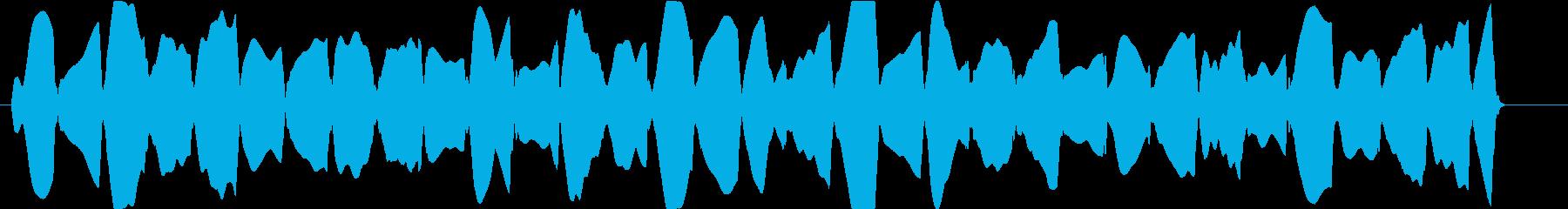 日本の救急車のサイレン(近距離)の再生済みの波形