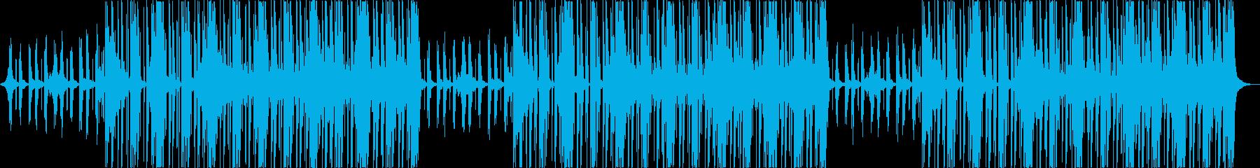 おしゃれ洋楽ヒップホップR&Bソウルaの再生済みの波形