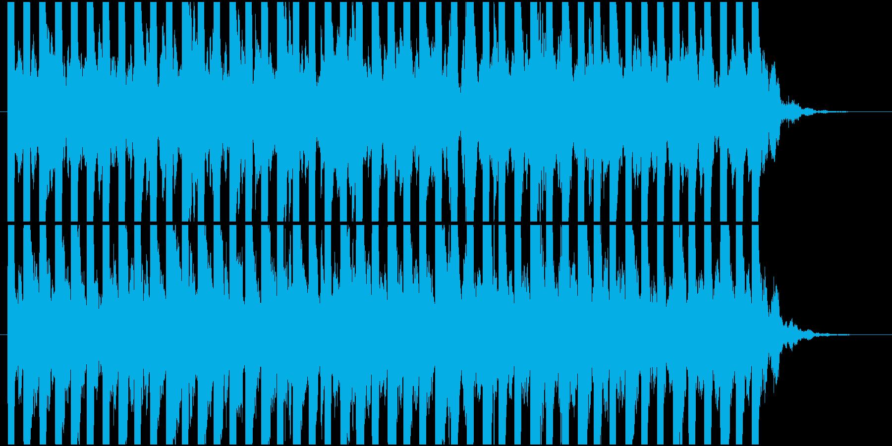 機械の部屋が何やらピンチでヤバいの再生済みの波形