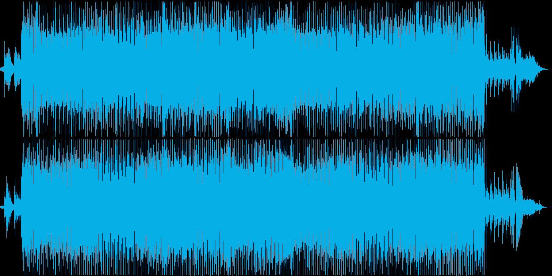 あの丘の上まで-1の再生済みの波形
