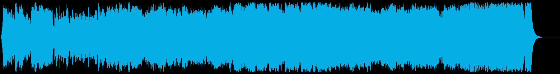 JURASSIC ADVENTUREの再生済みの波形