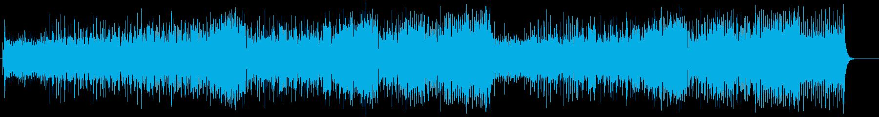 変拍子でワールドなマイナー・フュージョンの再生済みの波形