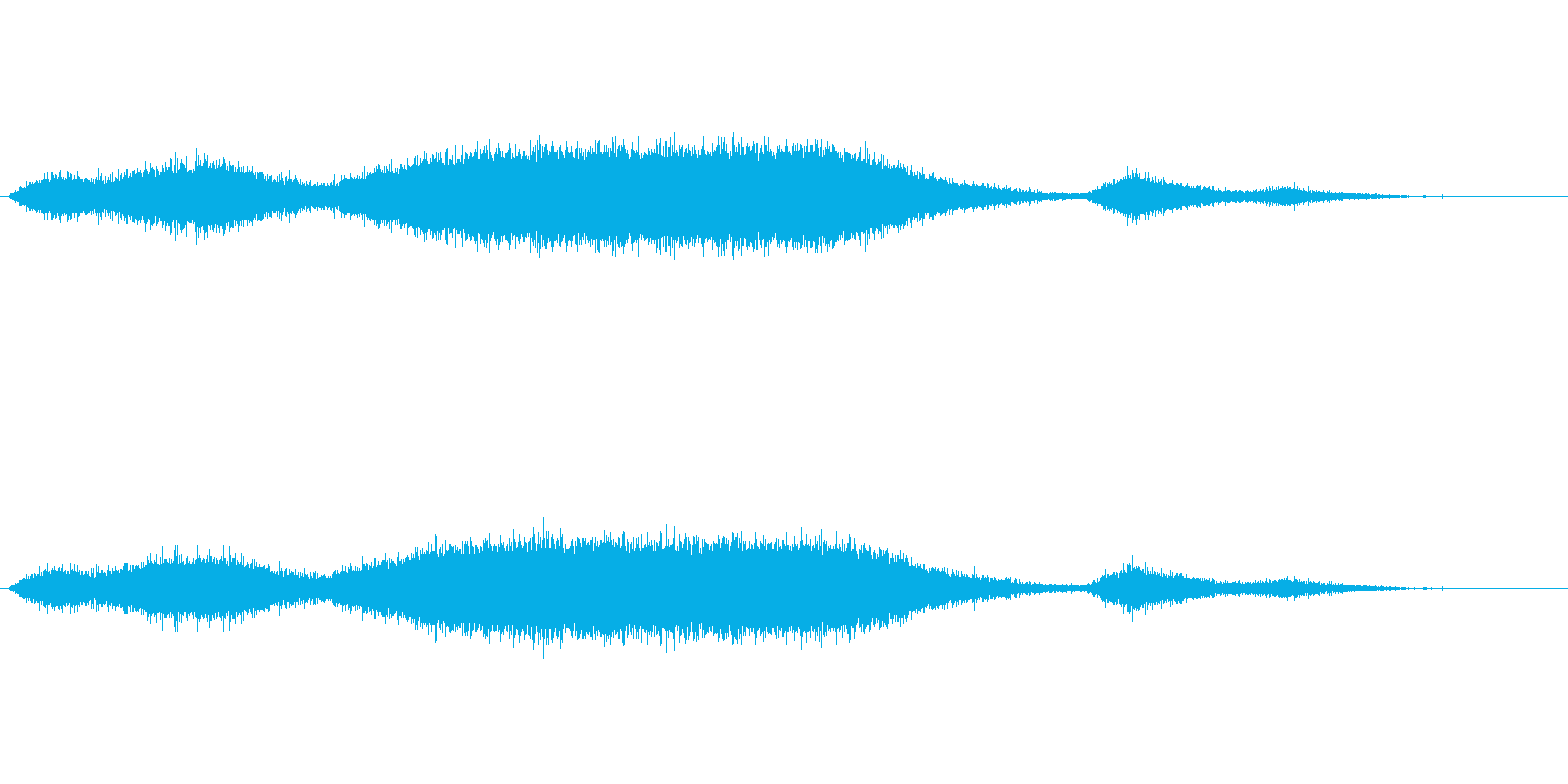 ドリルハンドフリーランさまざまな革...の再生済みの波形