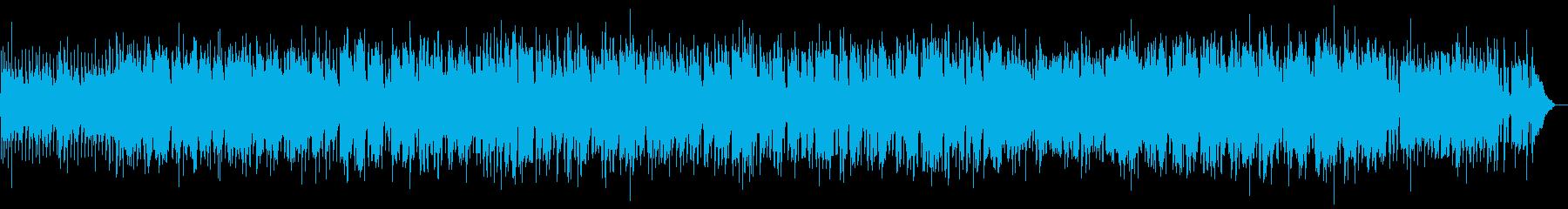 昭和歌謡ポップスジャジーブルースエレジーの再生済みの波形