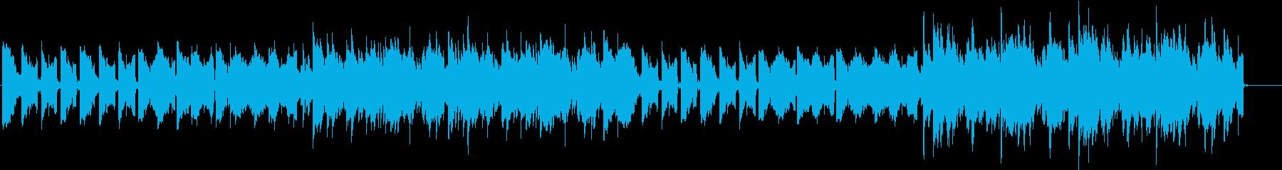 幻想的 トロピカル エレクトロ   夏の再生済みの波形