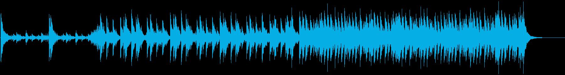 和太鼓アンサンブル&かけ声、力強いCの再生済みの波形