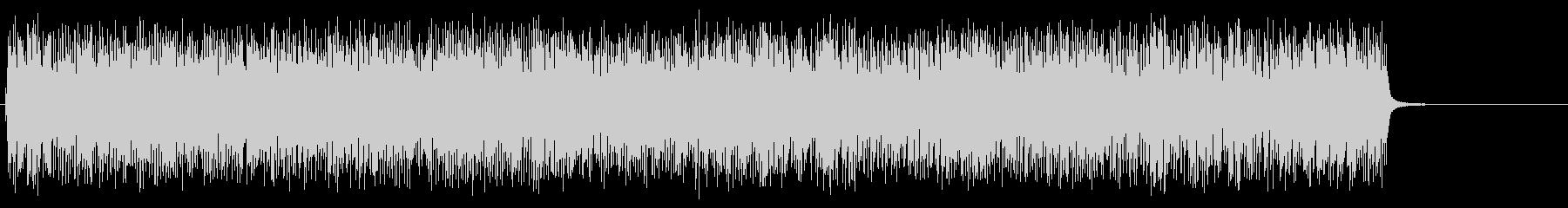 [生録音]ベルタイプの目覚まし時計01の未再生の波形