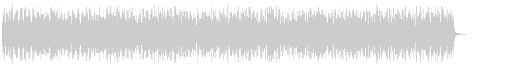 [Raw recording] Bell type alarm clock 01's unreproduced waveform