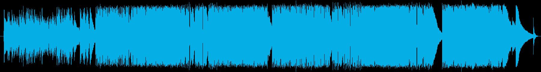 穏やかなソロギター曲ですプラシオライト…の再生済みの波形