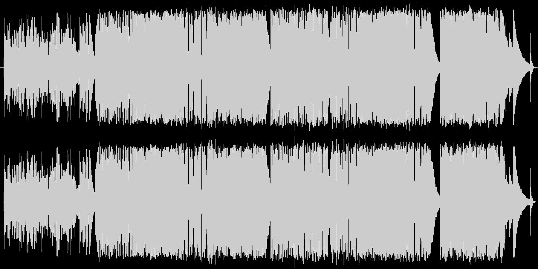 穏やかなソロギター曲ですプラシオライト…の未再生の波形