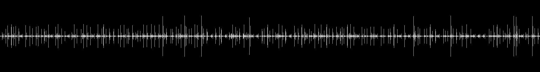 レコードノイズ Lofi ヴァイナル10の未再生の波形