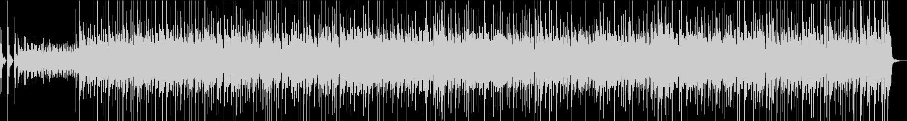 秒数ジャスト・ロッキー風筋トレ動画BGMの未再生の波形