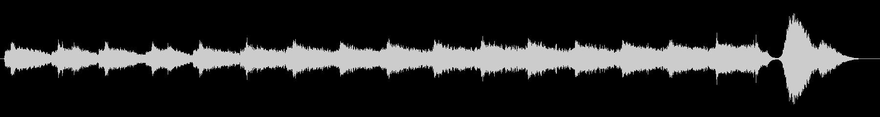 ミステリー、ホラー向き楽曲。高音の弦楽…の未再生の波形