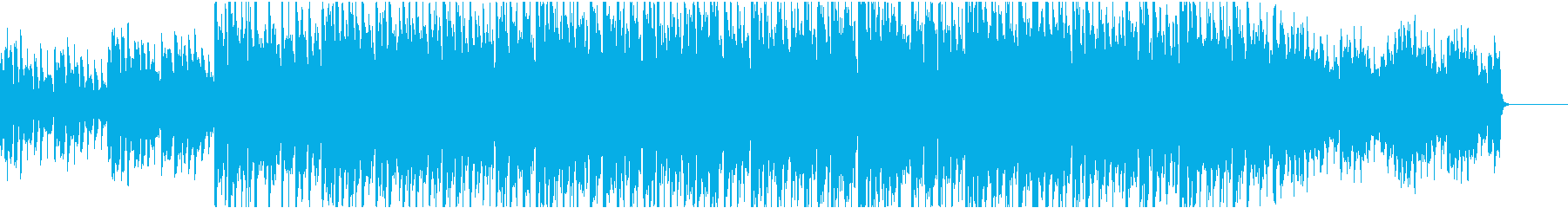 ガムラン 16bit48kHzVerの再生済みの波形