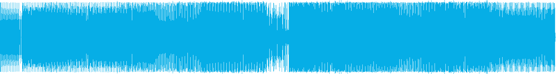 デチューンされたボーカル、リバーブ...の再生済みの波形