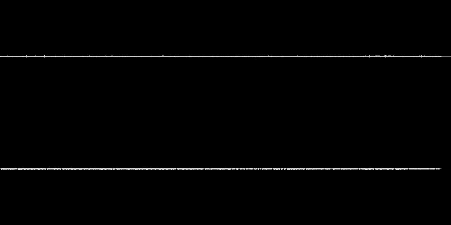 サンセットフォレストガンビア後のク...の未再生の波形