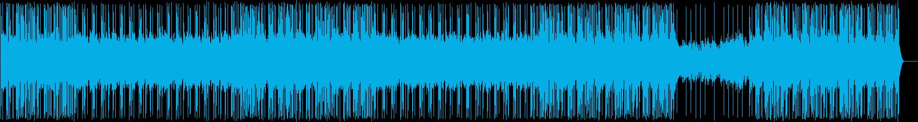 ピアノループ/ブラス/ビート/ダーク#1の再生済みの波形