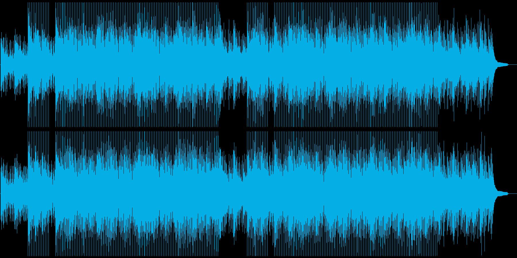 上品/ブライダル/企業VP/コーポレートの再生済みの波形