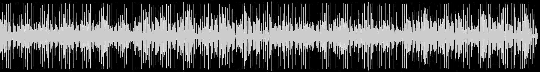 YouTube・ほのぼの・生演奏ギターの未再生の波形