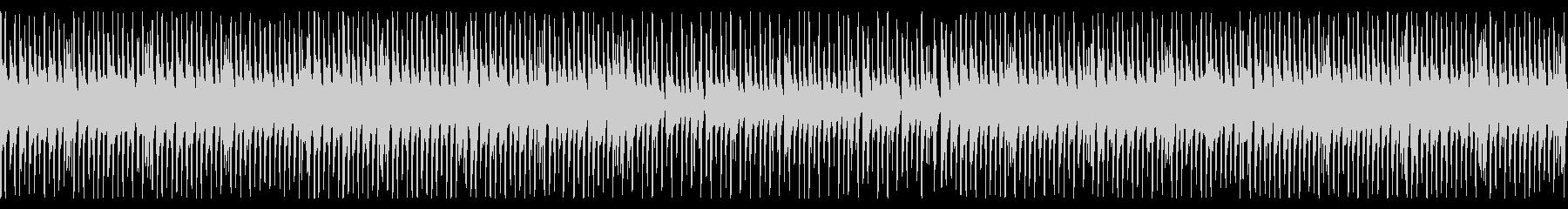生演奏、軽快でかわいいカントリーポップの未再生の波形
