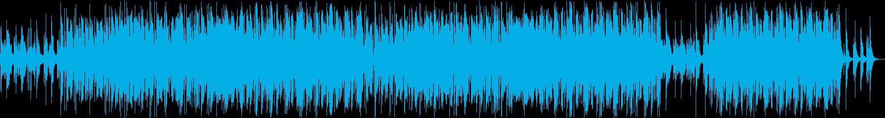 洋楽 フューチャポップ ED 切ない の再生済みの波形