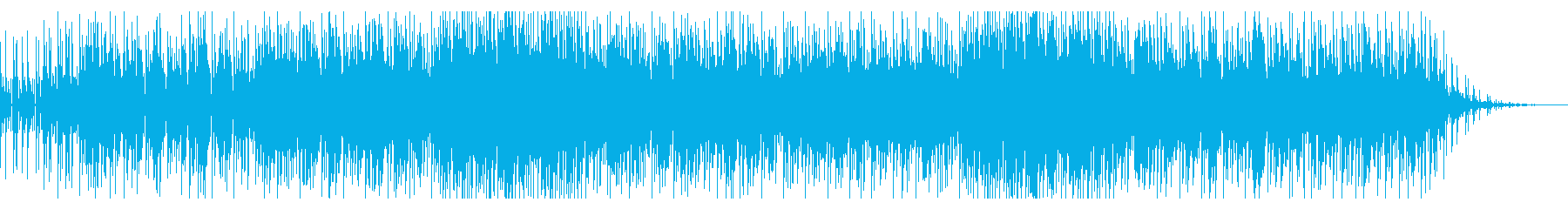 アーバンでメランコリックなボサノヴァの再生済みの波形