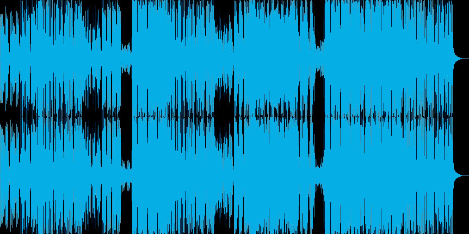 歌◆ポップでアンニュイな洋楽女性ボーカルの再生済みの波形