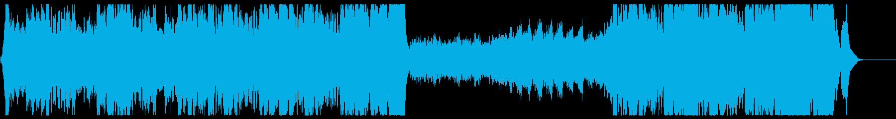 TOON PARADEの再生済みの波形